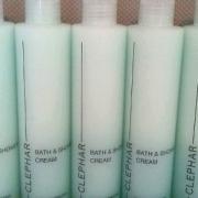 Clephar Body Bath & Shower Cream